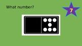 Interactive Subtizing PowerPoint- Mental Math Fluency