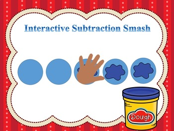 Interactive Subtraction Smash
