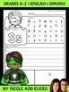 Interactive Superhero Alphabet Practice