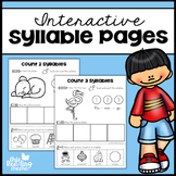 Interactive Syllable Pages