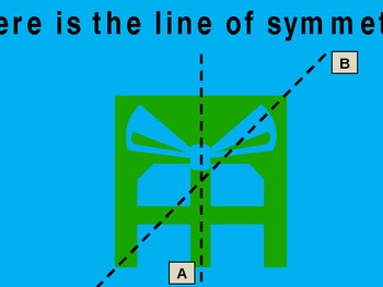 Interactive Symmetry Powerpoint
