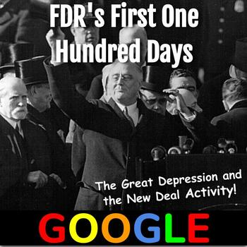 Interactive Timeline: FDR's First One Hundred Days