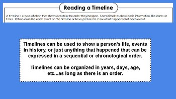 interactive timeline practice review on google slides powerpoint