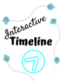 Interactive Timeline with Google Slides Grades 3-12
