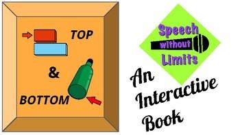 Interactive Top/Bottom Book