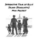 Interactive Tour of Ellis Island Mini Project