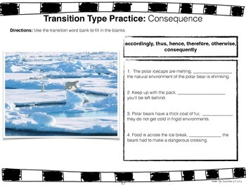 Interactive Transitions: Glide Into Smooth Writing