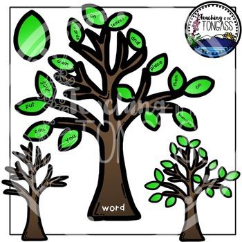 Interactive Tree Clipart