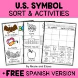 US Symbol Sort Activities
