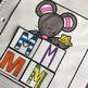 Interactive Uppercase Alphabet Notebook K-O for Kindergarten and Preschool