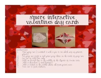 Interactive Valentine Day Card
