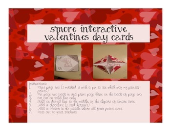 Interactive Valentine Day Card