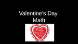 Interactive Slides Valentine Math