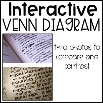 Interactive Venn Diagram: Rosa Parks and Viola Desmond