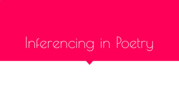 Interactive Video Review: Poetry 101