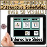 Interactive Virtual Schedule