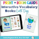Interactive Vocab Book: Earth Day
