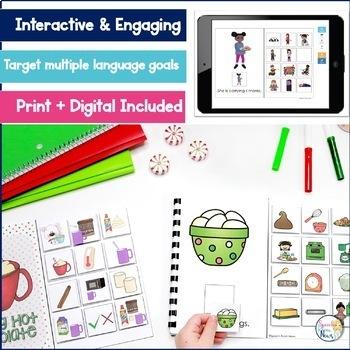 Interactive Vocabulary Books: Bundle 1