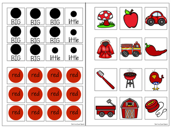 Interactive Vocabulary Expansion: What Do You See? (2 Attributes + Object)