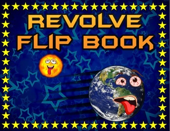 Interactive Vocabulary Flip Book Revolve