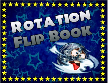 Interactive Vocabulary Flip Book Rotation