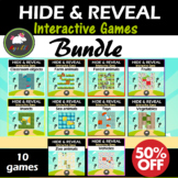 Interactive Hide & Reveal Games for  ESL, Primary Kids, Pr
