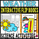WEATHER and SEASONS Science Journals