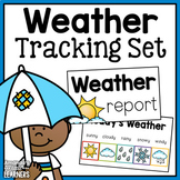 Weather Graphing Activities