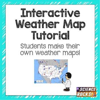 Interactive Weather Map Tutorial