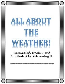 Interactive Weather Notebook