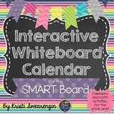 Interactive Whiteboard Calendar for the SMART Board