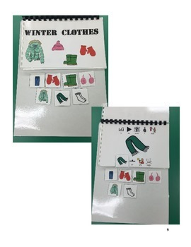 Interactive Winter Book