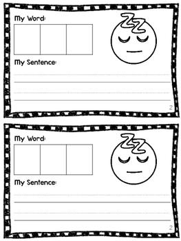 Interactive Word Family Book: -ap
