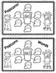 Interactive Word Family Booklets (Short E Edition)