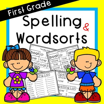 Journey's First Grade Spelling, Word Sorts, Lesson 1-31 In
