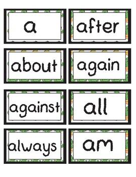 Grade 2 Interactive Word Wall set