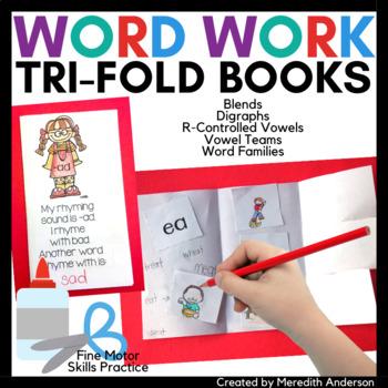 Interactive Word Work BUNDLE