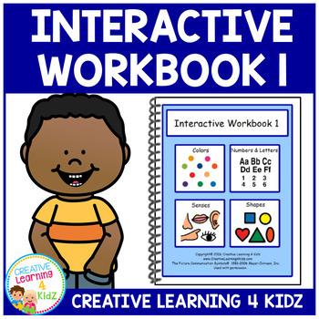 Interactive Workbook 1 ABA Autism