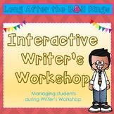 Interactive Writer's Workshop