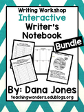 Interactive Writer's Notebook Tools