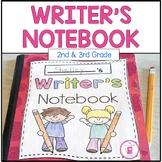 Writers Notebook Writing  2nd & 3rd Grade