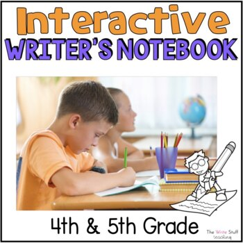 Writer's Notebook {Gr 4-5}