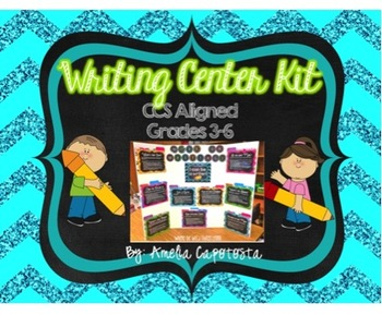 Interactive Writing Center Starter Kit