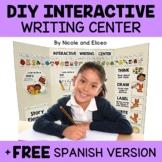 Interactive Writing Center Templates