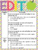 Interactive Writing Checklists