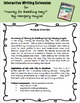 """Interactive Writing Extension for """"Hooray for Reading Day!"""