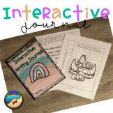 Interactive Notebook: First Grade Writing Journal