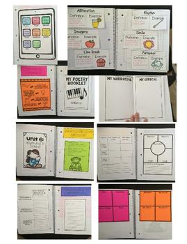 Interactive Writing Notebook