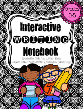 Interactive Writing Notebook