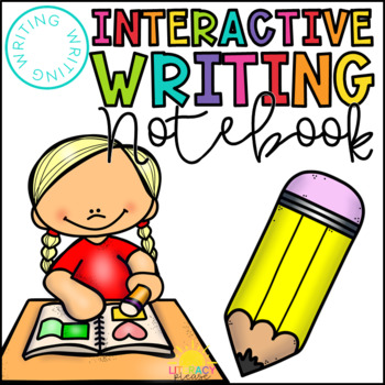 Interactive Writing Notebook for the Primary Grades {Free